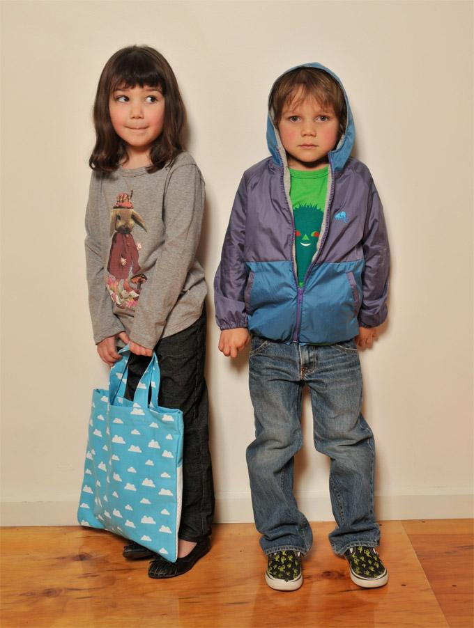 Niños Hipster/ Hipster Kids