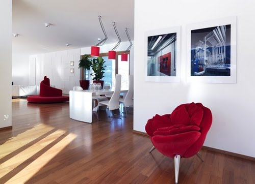 Damilano studio architects - Residence horizontal space damilano studio ...