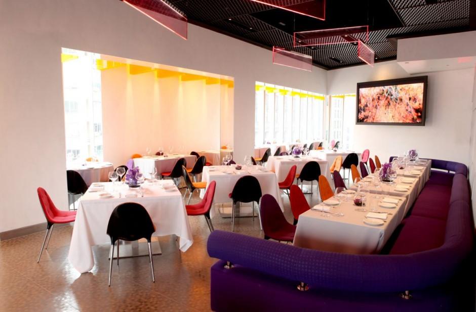 Museum Of Arts And Design Restaurant : Robert restaurant museum of arts and design nyc